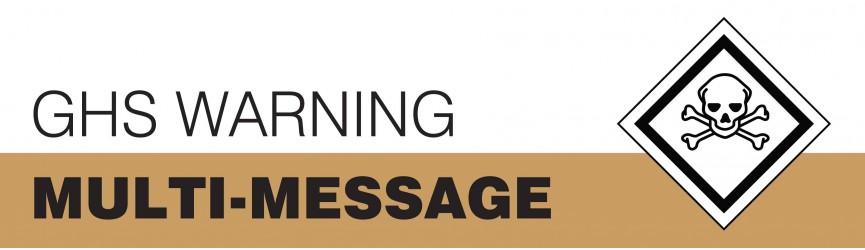 GHS Warning Multi-Message