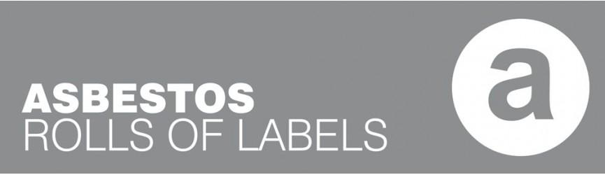 Asbestos Rolls of Tapes