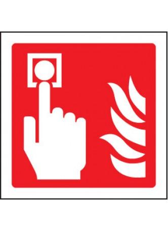 Fire Alarm Call Point Symbol