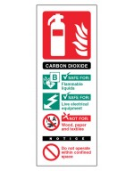 Co2 Extinguisher Identification