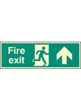 Fire Exit - Straight on