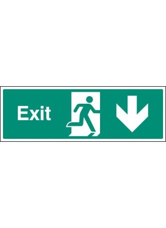 Exit - Down
