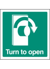 Turn to Open - Right