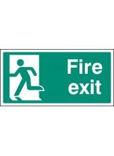 Fire Exit - Left Symbol