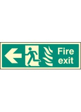 Fire Exit Photo HTM (left)