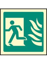 Running Man Symbol - Left HTM
