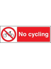 No Cycling