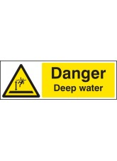 Danger Deep Water