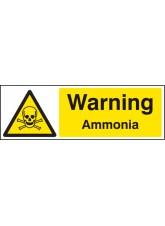 Warning Ammonia