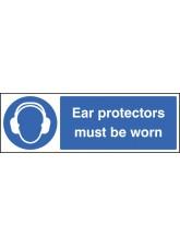 Ear Protectors Must Be Worn