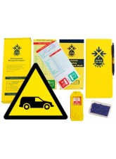 Fleet Vehicle Safety Weekly Kit