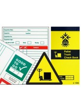 Pallet Truck Inspection Check Book