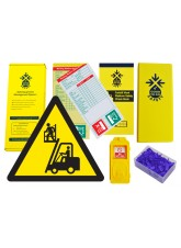 Forklift Work Platform Weekly Kit