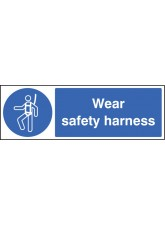 Wear Safety Harness