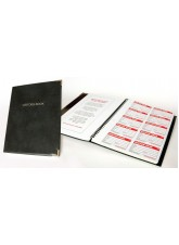 Visitors Book Kit