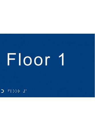 Braille - Floor 1