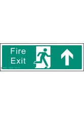 Braille - Fire Exit Up