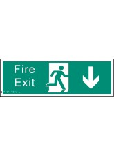 Braille - Fire Exit Down
