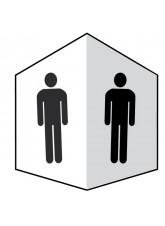 Gents Symbol - Projecting Signs