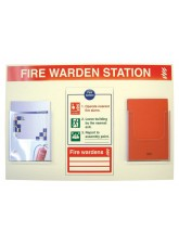 Fire Warden Station
