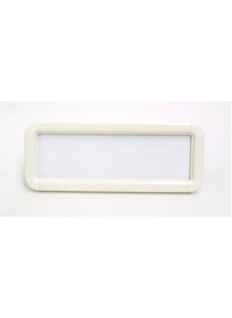 White Suspended Frames