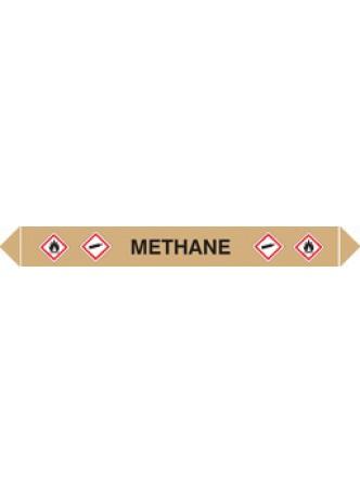 Flow Marker (Pack of 5) Methane