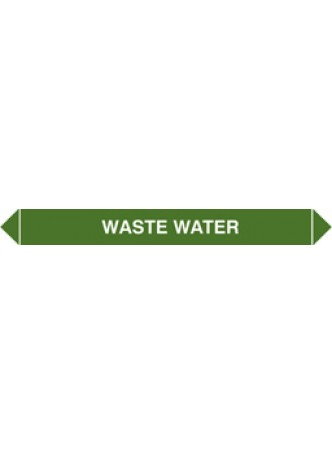Flow Marker (Pack of 5) Waste Water
