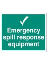 Emergency Spill Response Equipment
