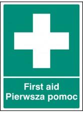 First Aid (English/polish)