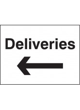 Deliveries Arrow Left